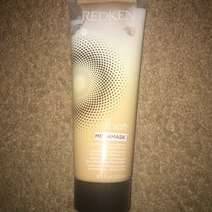 Redken All Soft Mega Mask Treatment 6.8 Ounces